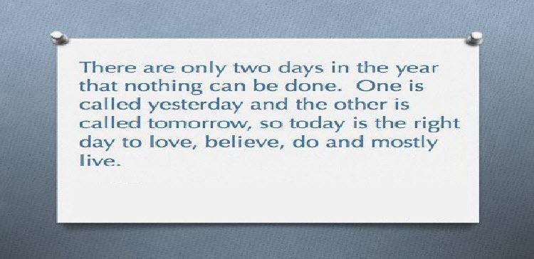 Quote_TwoDaysOfTheYear